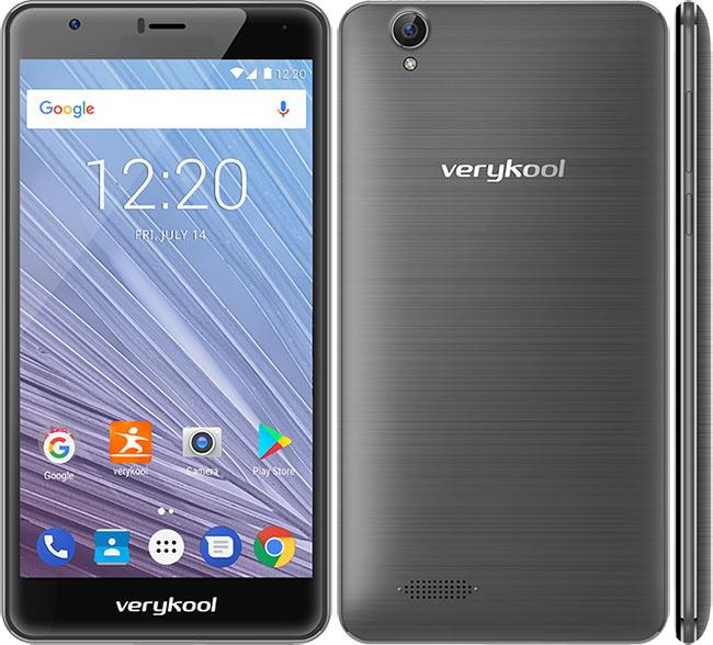 verykool s6005X Cyprus Pro