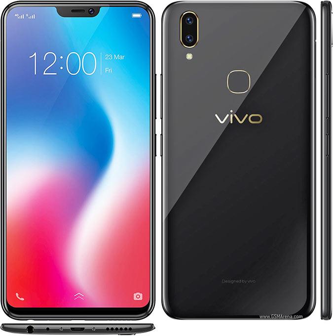 Vivo V9 6GB Pictures Official Photos