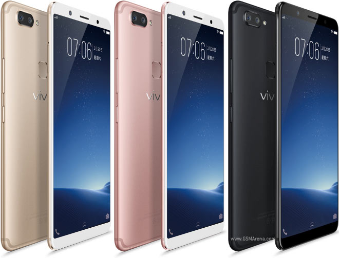 Vivo X20 Pictures Official Photos