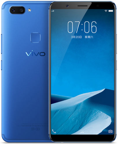 vivo X20 pictures, official photos
