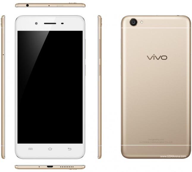 Vivo Y55s Pictures Official Photos