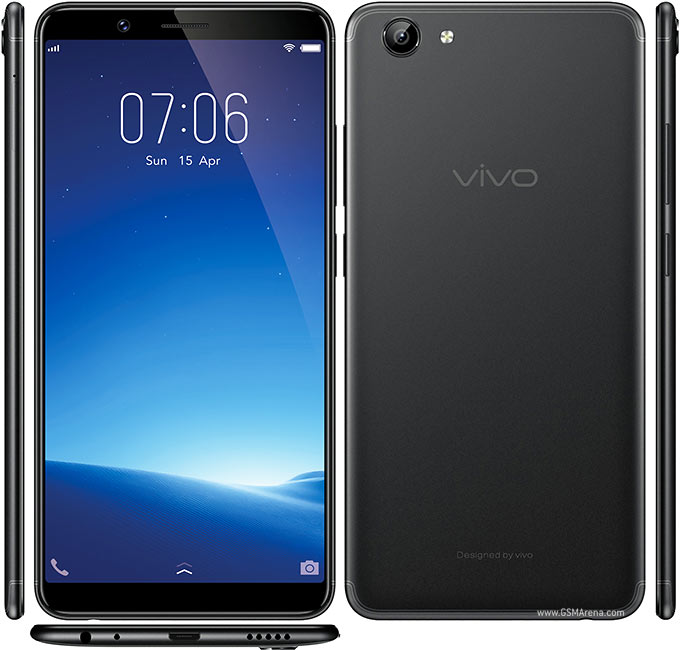 Vivo Y71 Pictures Official Photos
