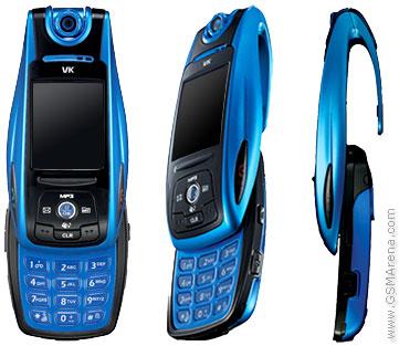 VK Mobile VK4100
