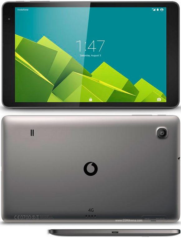 Vodafone Tab Prime 6 Pictures Official Photos