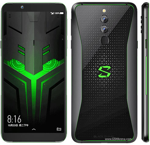 Xiaomi Black Shark Helo Pictures Official Photos