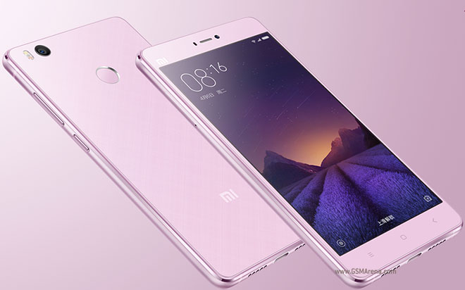 Xiaomi Mi 4s pictures, official photos