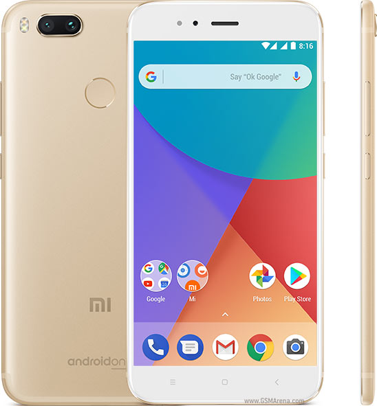 Xiaomi Mi A1 Pictures Official Photos
