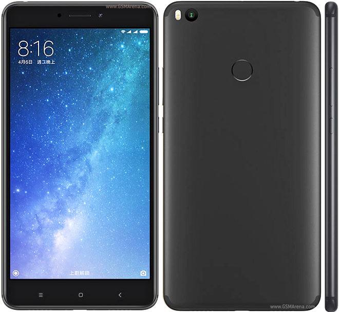 Xiaomi Mi Max 2 pictures, official photos