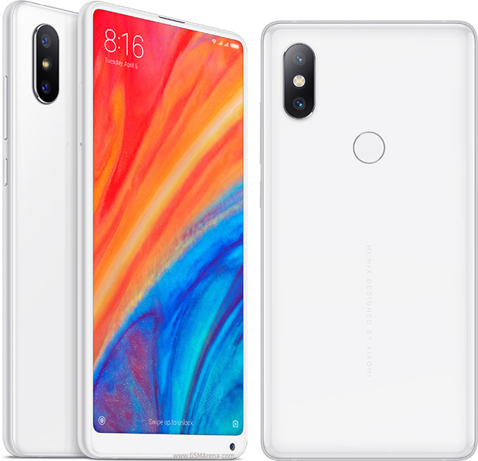 Xiaomi Mi Mix 2s Pictures Official Photos