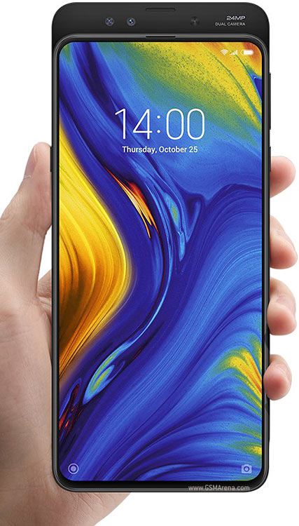 Xiaomi Mi Mix 3 specification
