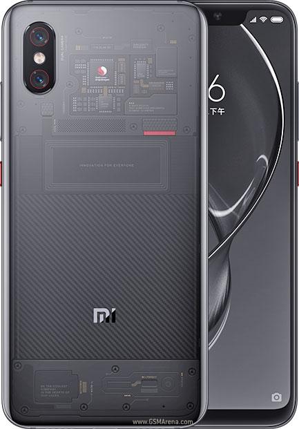 Xiaomi Mi 8 Explorer pictures, official photos