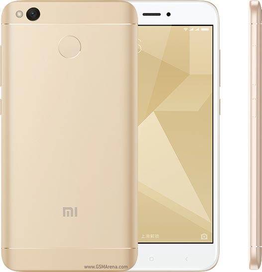 Xiaomi Redmi 4 4x Pictures Official Photos