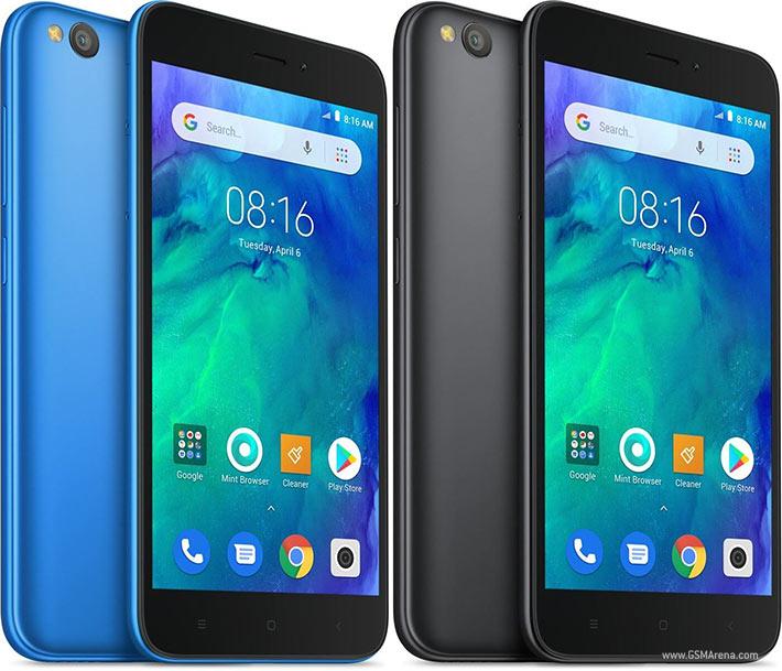 Mobile and Smartphones  Xiaomi  Xiaomi Redmi Go (Global version) Dual sim LTE Black