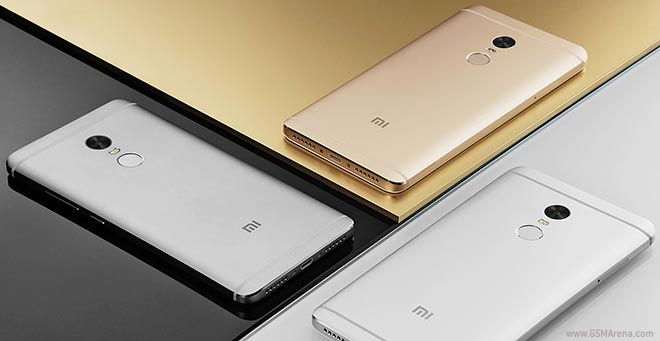 Xiaomi Redmi Note 4 Mediatek Pictures Official Photos