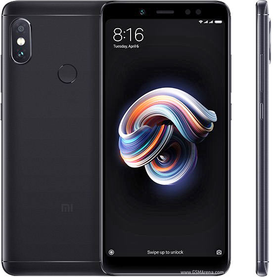 Xiaomi Redmi Note 5 Pro Pictures Official Photos