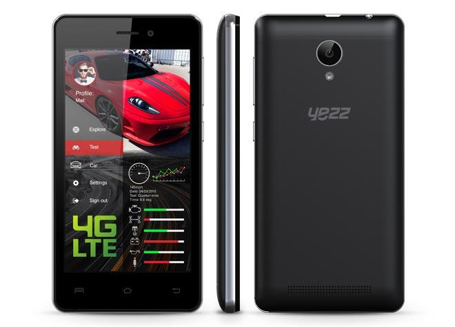 Yezz 4.5EL LTE