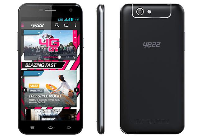 Yezz Andy 5M LTE
