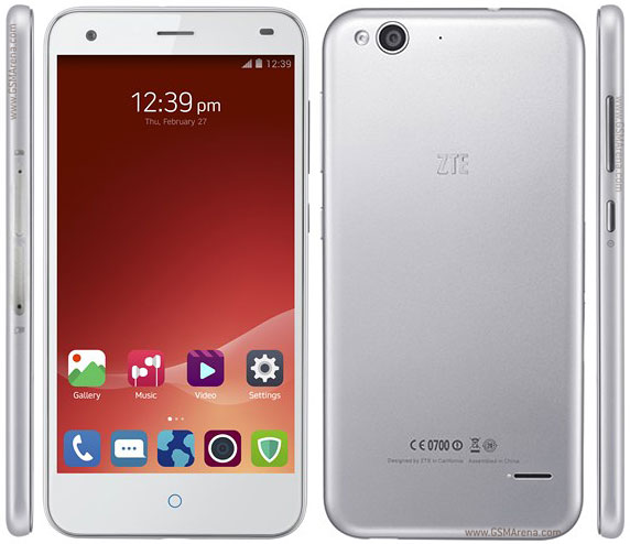 ZTE Blade S6 pictures, official photos