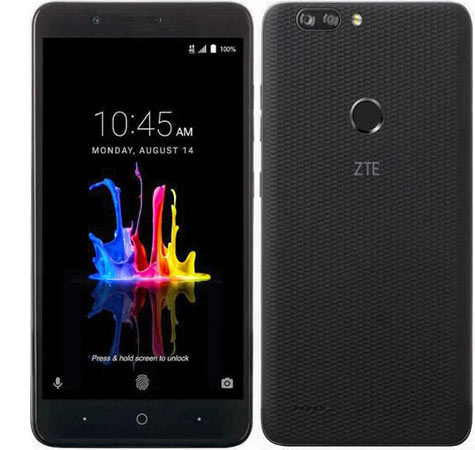 Zte Blade Z Max Pictures Official Photos