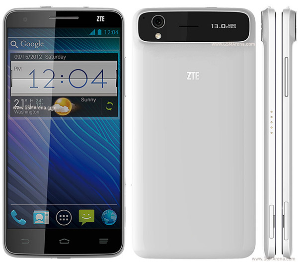ZTE Grand S Pictures Official Photos