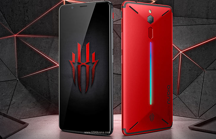 ZTE Nubia Red Magic Pictures Official Photos